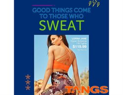 Department Stores offers in the Tangs catalogue ( Expires Today )