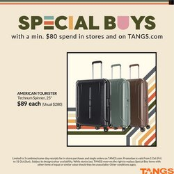 Department Stores offers in the Tangs catalogue ( 3 days left)