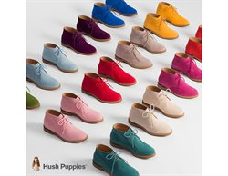 Hush Puppies catalogue in Singapore ( More than a month )
