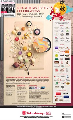 Home & Furniture offers in the Takashimaya catalogue in Singapore