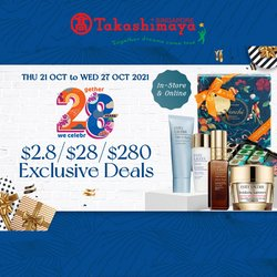 Home & Furniture offers in the Takashimaya catalogue ( 1 day ago)