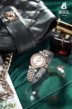 Jewellery & Watches offers in the Ernest Borel catalogue ( More than a month)