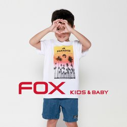 FOX offers in the FOX catalogue ( 19 days left)
