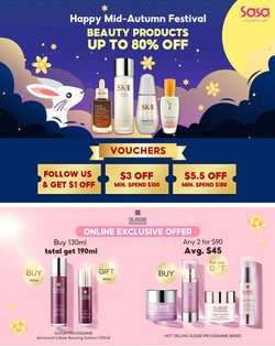 Beauty & Health offers in the Sasa catalogue ( 10 days left)