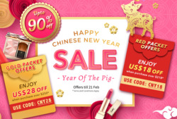 Offers from Sasa in the Singapore leaflet