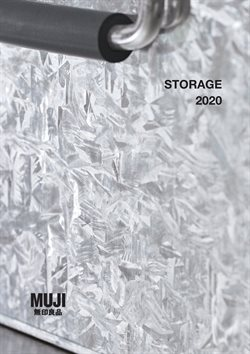 MUJI catalogue in Singapore ( More than a month )