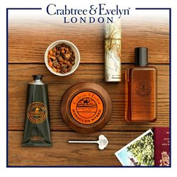 Offers from Crabtree & Evelyn in the Singapore leaflet