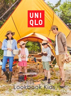 Uniqlo catalogue ( More than a month )