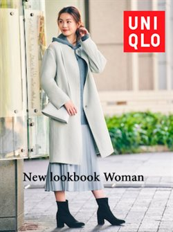 Uniqlo catalogue ( More than a month)