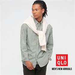 Clothes, shoes & accessories offers in the Uniqlo catalogue ( 15 days left)