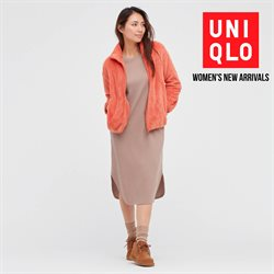 Clothes, shoes & accessories offers in the Uniqlo catalogue ( More than a month)
