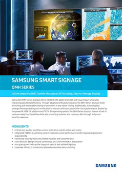 Offers from Samsung Store in the Singapore leaflet