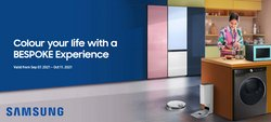 Electronics & Appliances offers in the Samsung Store catalogue ( 21 days left)