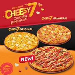 Pizza Hut offers in the Pizza Hut catalogue ( 3 days left)
