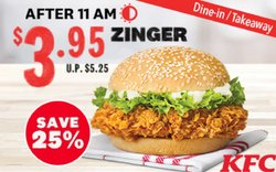 KFC offers in the KFC catalogue ( 15 days left)