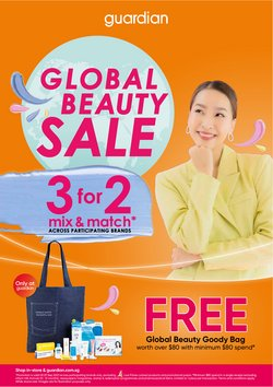 Beauty & Health offers in the Guardian catalogue ( 9 days left)