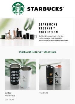 Starbucks catalogue ( 19 days left )