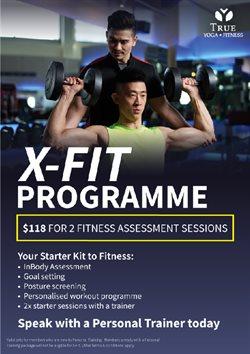 True Fitness catalogue ( 19 days left )