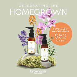 Offers from Browhaus in the Singapore leaflet