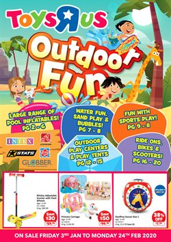 Toys R Us catalogue in Singapore ( Expires Today )
