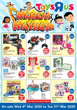Toys R Us catalogue ( Expires Today )