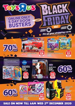 Toys R Us catalogue ( 2 days ago )
