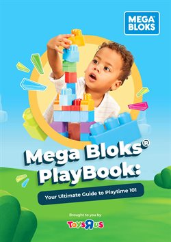 Kids, Toys & Babies offers in the Toys R Us catalogue ( 15 days left )