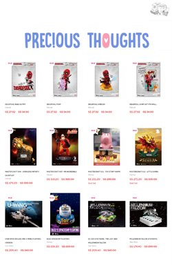 Kids, Toys & Babies offers in the Precious Thots catalogue ( 15 days left )