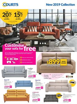 Offers from Courts in the Singapore leaflet