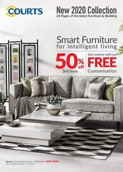 Home & Furniture offers in the Courts catalogue in Singapore
