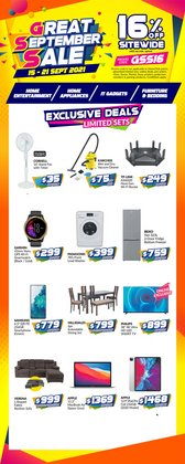 Home & Furniture offers in the Courts catalogue ( Expires tomorrow)