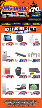 Home & Furniture offers in the Courts catalogue ( 4 days left)