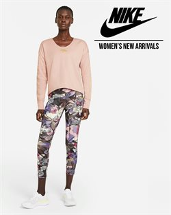 Sport offers in the Nike catalogue ( 4 days left)