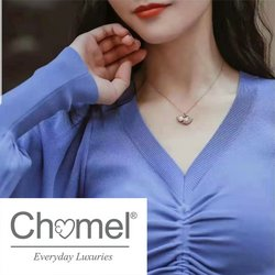 Jewellery & Watches offers in the Chomel catalogue ( Expires Today)