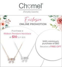 Chomel offers in the Chomel catalogue ( Expires Today)