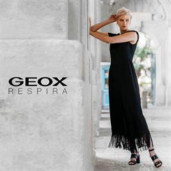 Offers from GEOX in the Singapore leaflet