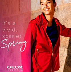 GEOX catalogue in Singapore ( 28 days left )