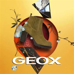 GEOX catalogue in Singapore ( More than a month )