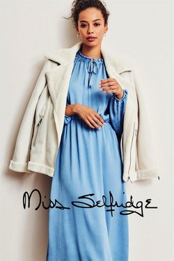 Miss Selfridge catalogue ( More than a month )