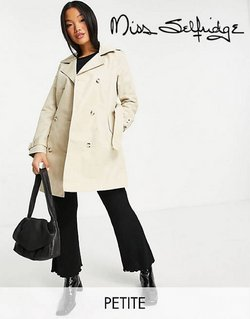 Clothes, shoes & accessories offers in the Miss Selfridge catalogue ( 2 days left)