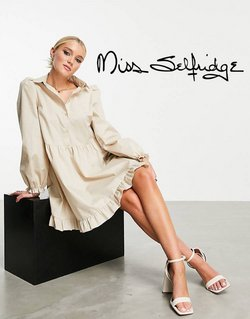Miss Selfridge offers in the Miss Selfridge catalogue ( 1 day ago)