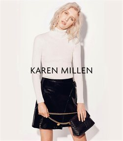 Offers from Karen Millen in the Singapore leaflet