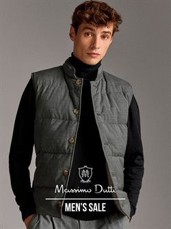 Offers from Massimo Dutti in the Singapore leaflet
