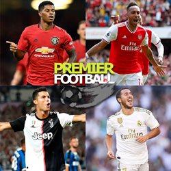 Premier Football catalogue ( Expired )
