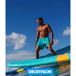 Offers from Decathlon in the Singapore leaflet