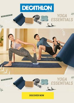 Decathlon offers in the Decathlon catalogue ( Published today)
