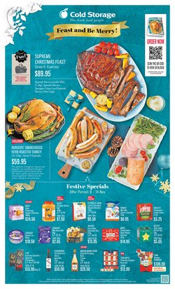 Takashimaya SC offers in the Cold Storage catalogue in Singapore