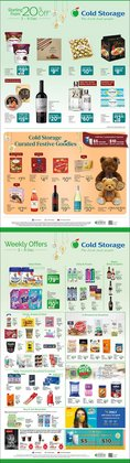 Cold Storage catalogue ( 1 day ago )