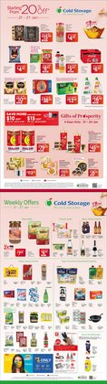 Cold Storage catalogue ( Expires Today )