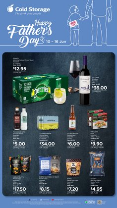 Cold Storage catalogue ( Expires Today)